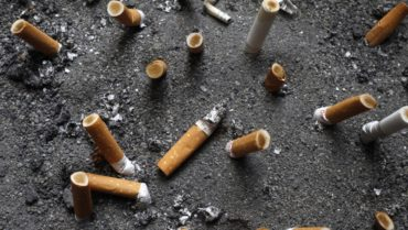 Stop les mégots : arrêter de fumer